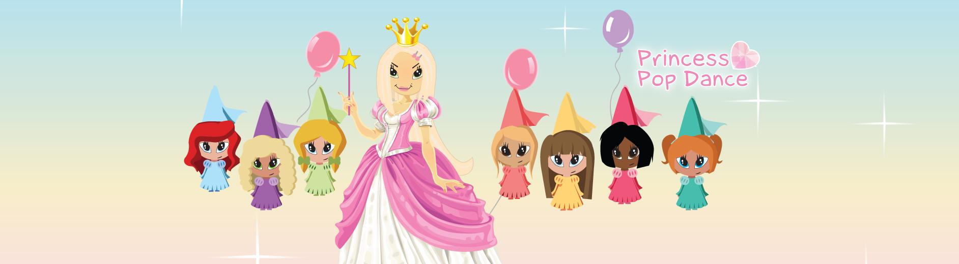 Princess Pop Dance
