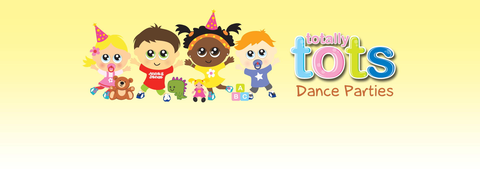 Totally Tots Dance Parties