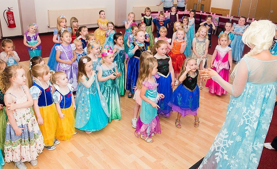 Princess Pop Dance Class Planner