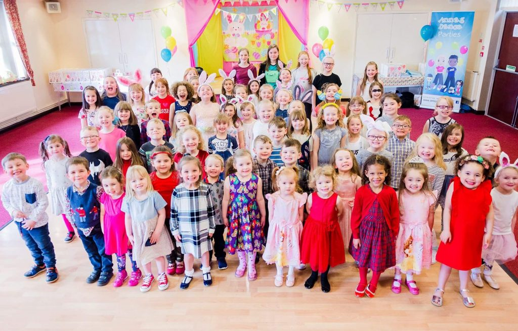 Easter Party 2017