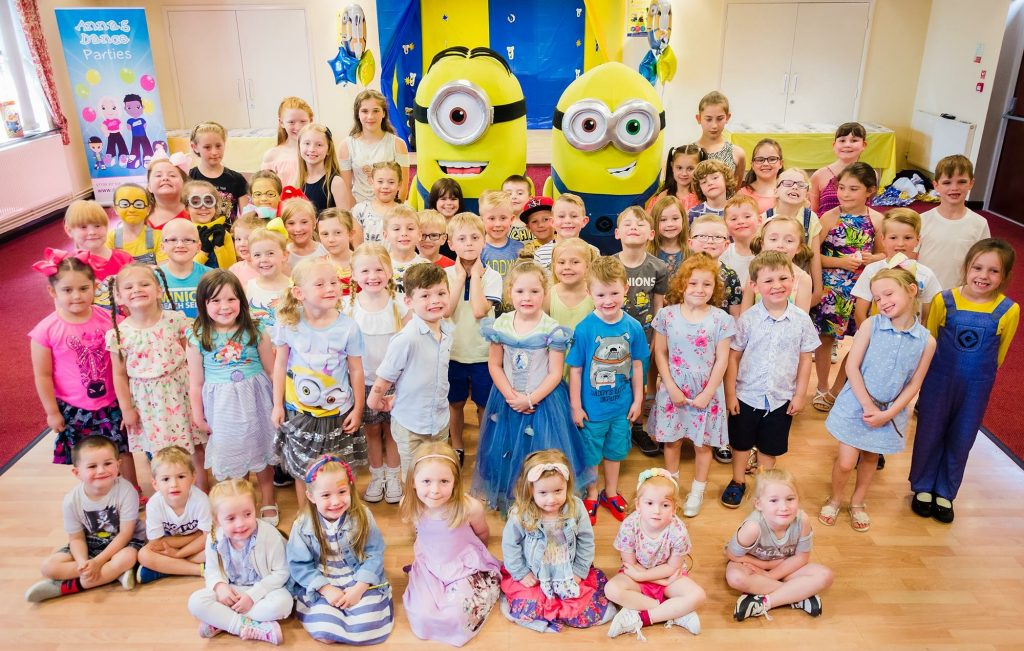 Minions Party July 8th 2017