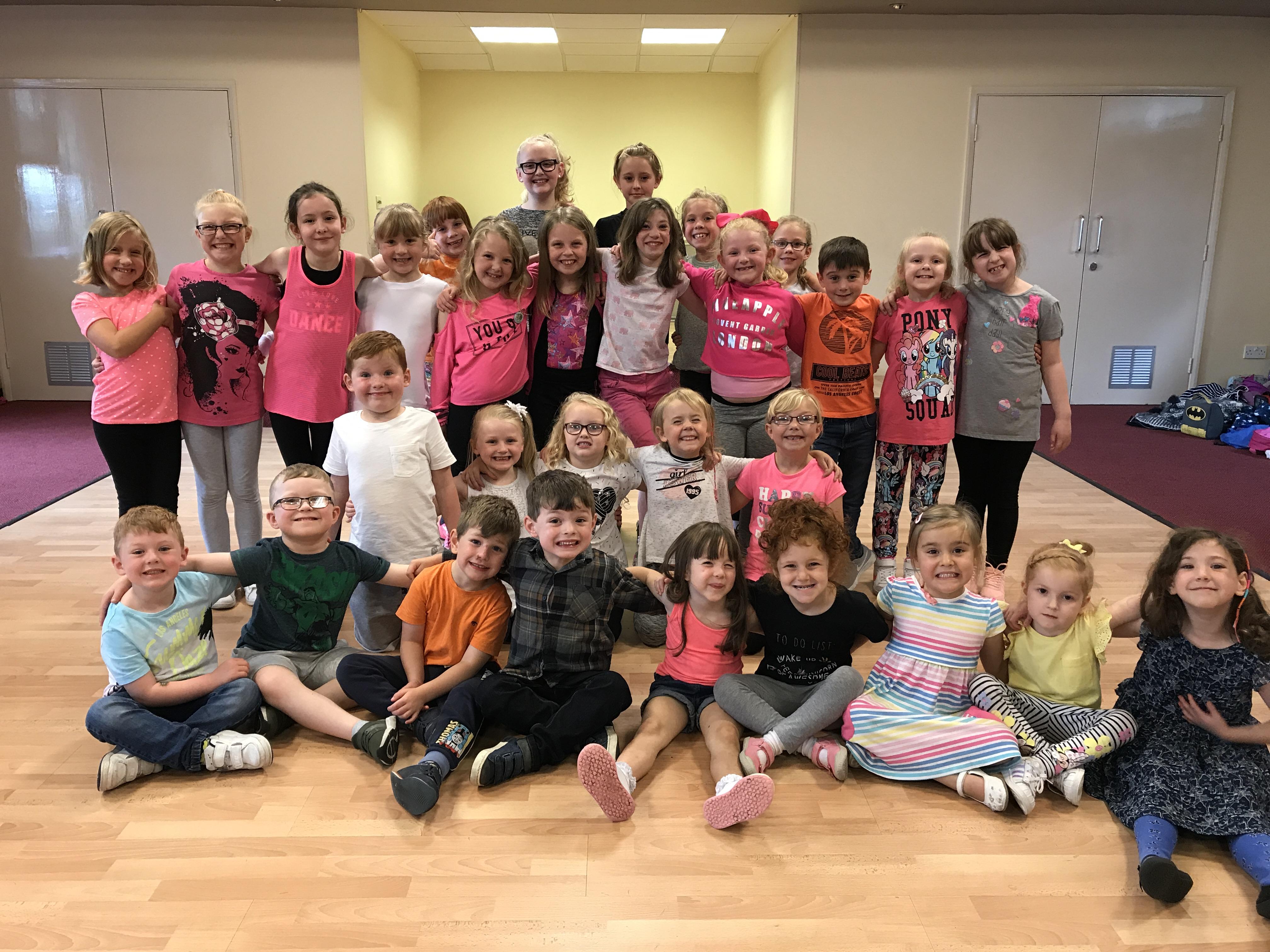 Anna's Dance - Princess Workshop August 2017