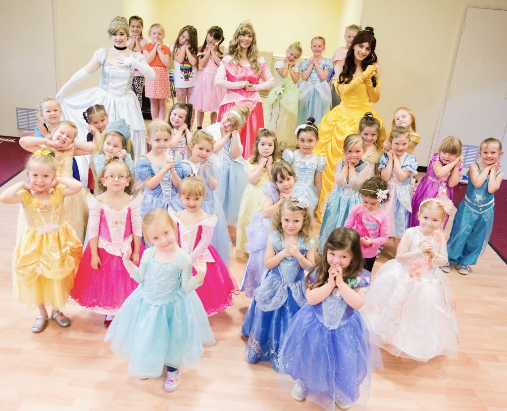 Anna's Dance - Princess Workshop