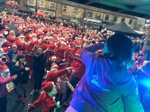 Annas Dance - Santa Dash
