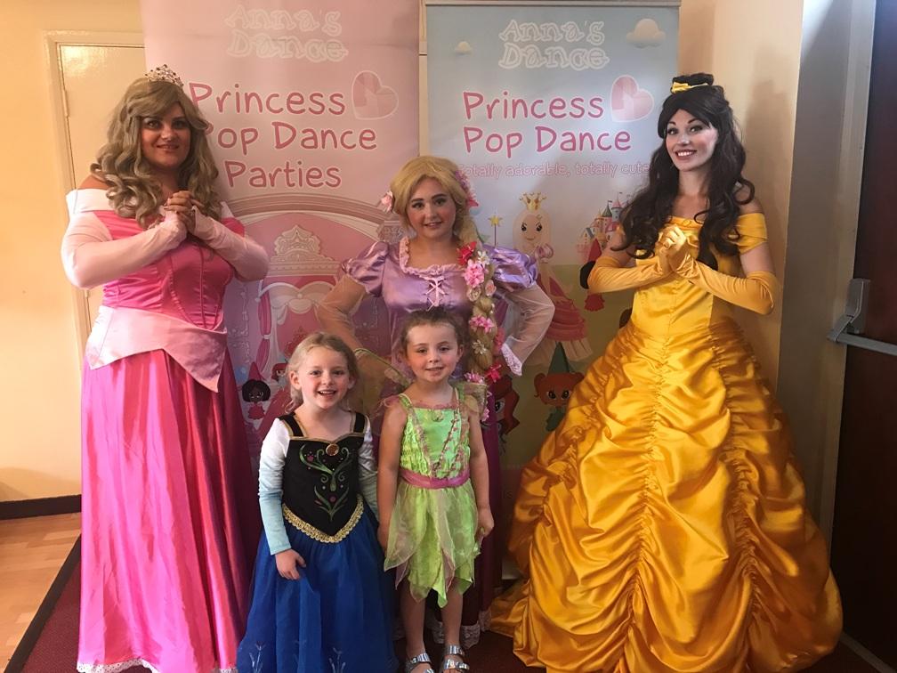 Anna's Dance - Princess Ball